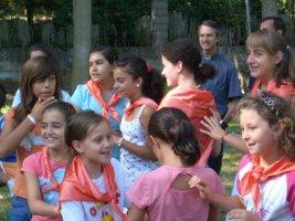 Campamento 2008